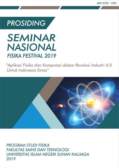 Prosiding Seminar Nasional Fisika Festival