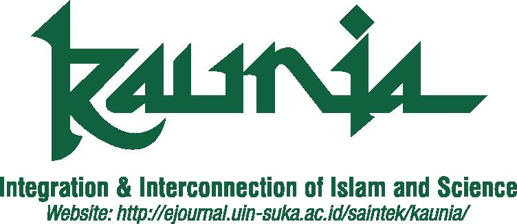 Logo Jurnal Kaunina Sunan Kalijaga