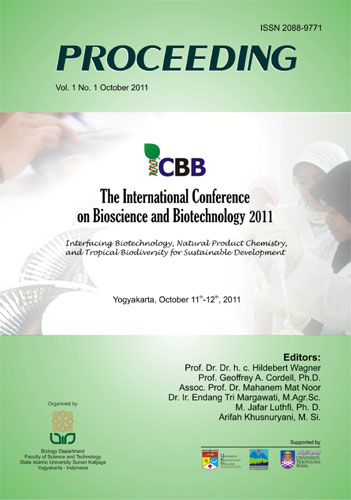 Proceeding ICBB 2011